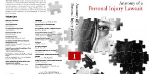 Anatomy of a Personal Injury Lawsuit – New Edition