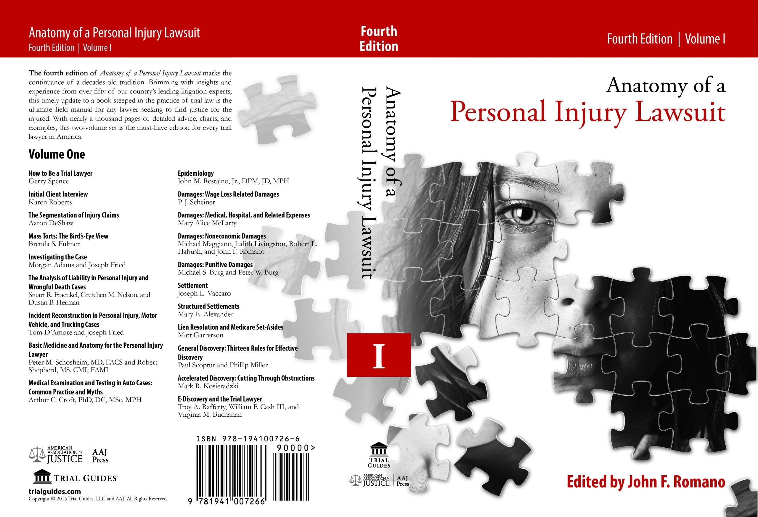Read more about the article Anatomy of a Personal Injury Lawsuit – New Edition